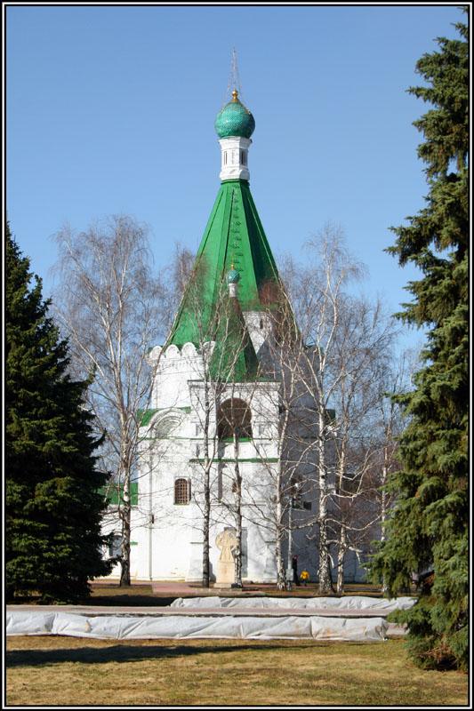 "фото ""Россия"" метки: архитектура, пейзаж,"
