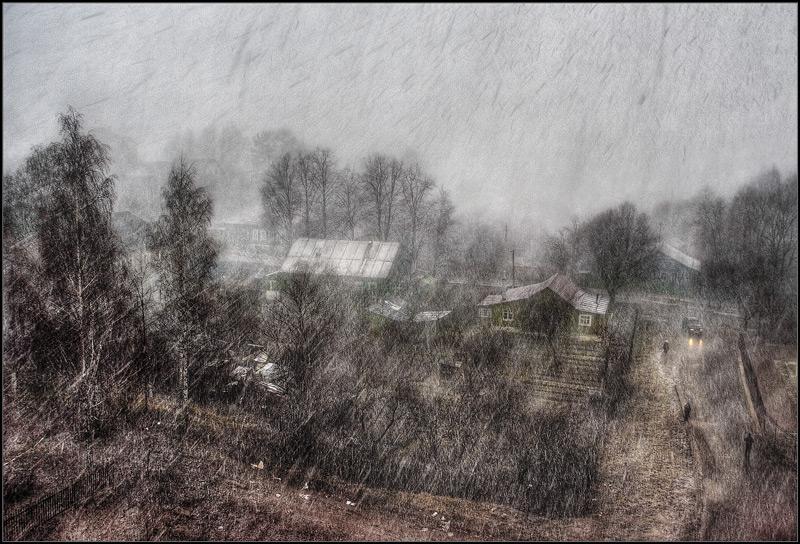 """фото """"Апрельский полдень 2007 года"""" метки: пейзаж, природа, весна"""