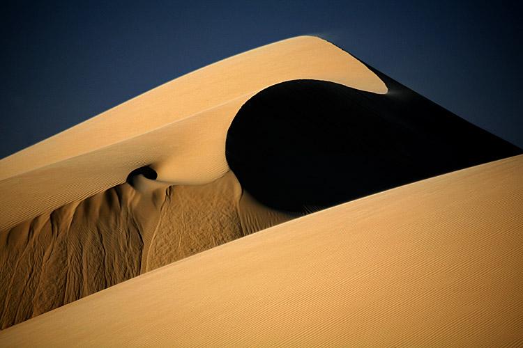 """фото """"Dunes 2"""" метки: пейзаж, путешествия, Африка"""