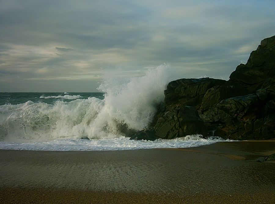 "photo ""rocksalt."" tags: landscape, water"