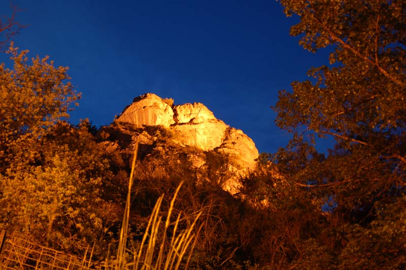 "photo ""Fire Mountain"" tags: landscape,"