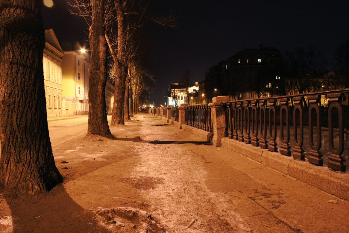 "photo ""St Petersburg Night"" tags: travel, city, Europe"