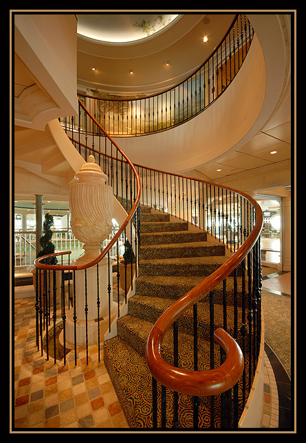"photo ""Another Staircase"" tags: architecture, landscape,"
