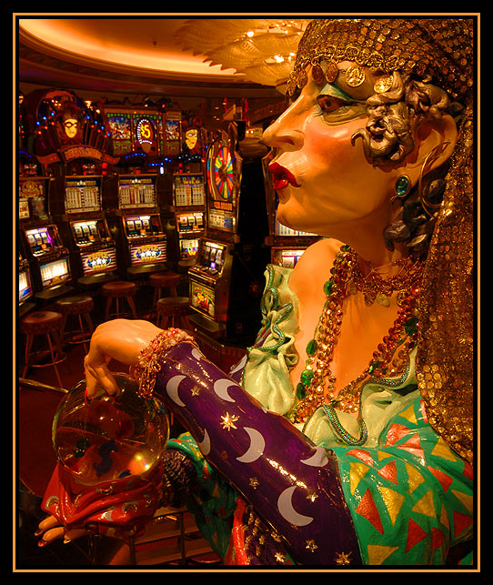 """photo """"LADY LUCK"""" tags: misc.,"""