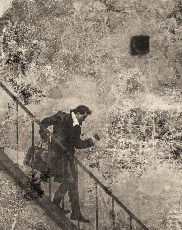 """фото """"Вниз по лестнице, ведущей вверх"""" метки: жанр, портрет,"""