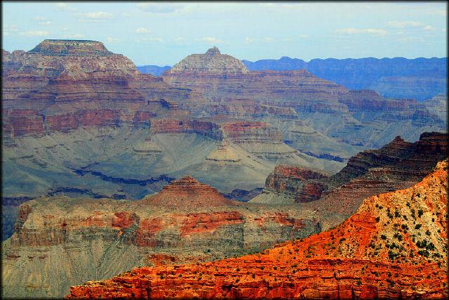 """фото """"Layered"""" метки: пейзаж, путешествия, Северная Америка"""