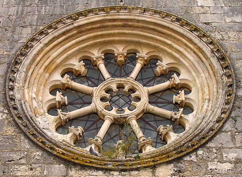 "фото ""Church Window - Santarem"" метки: архитектура, жанр, пейзаж,"