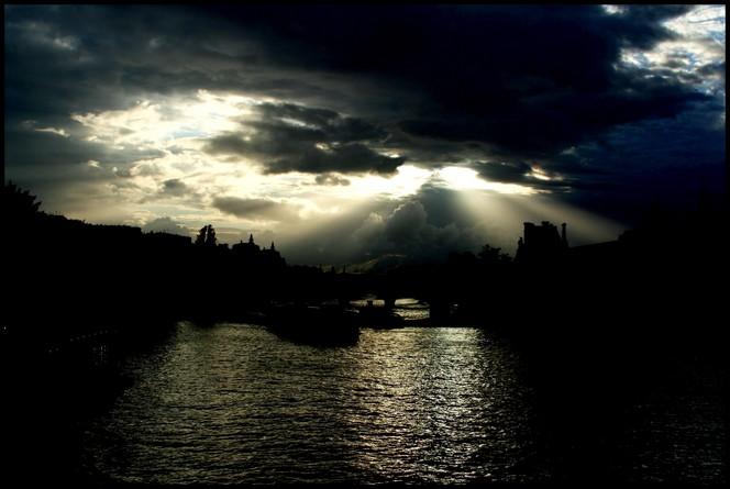 """фото """"the eyes of the sky"""" метки: пейзаж, закат"""