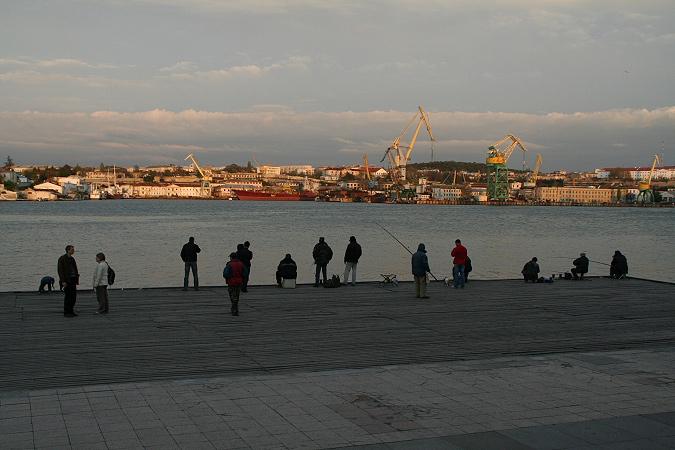 """фото """"Вечер на Графской пристани (Севастополь)"""" метки: путешествия, город,"""