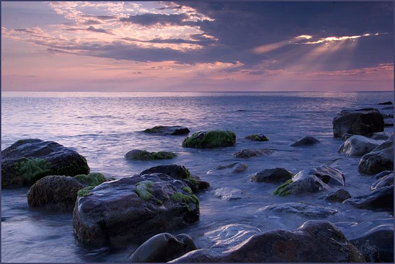"""фото """"Отблески заката"""" метки: пейзаж, закат"""