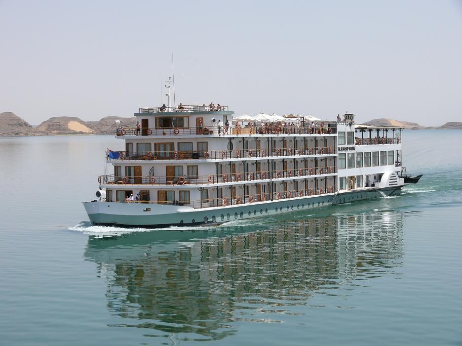 """фото """"Reflections on Lake Nasser"""" метки: путешествия, Африка"""