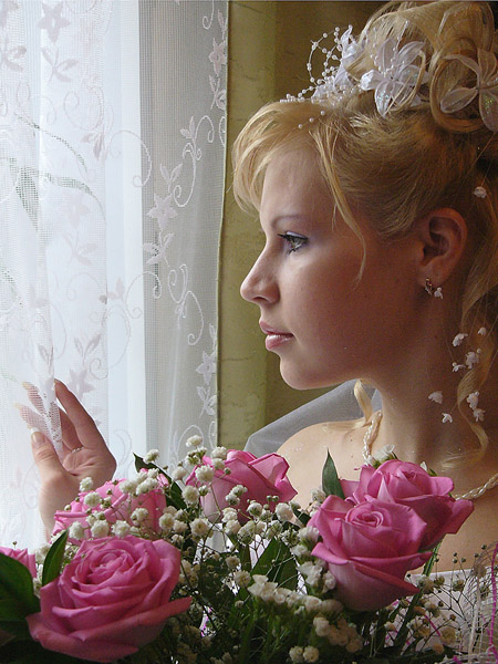 """фото """"Сегодня решается моя судьба"""" метки: портрет, женщина"""