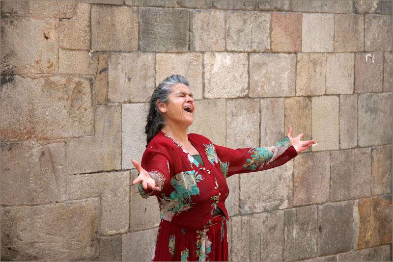 """фото """"На улочках Барселоны"""" метки: путешествия, портрет, Европа, женщина"""
