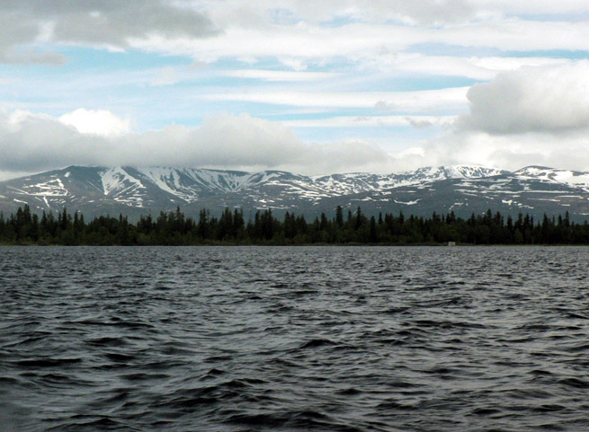"""фото """"...Заполярье (3)..."""" метки: природа, пейзаж, горы"""
