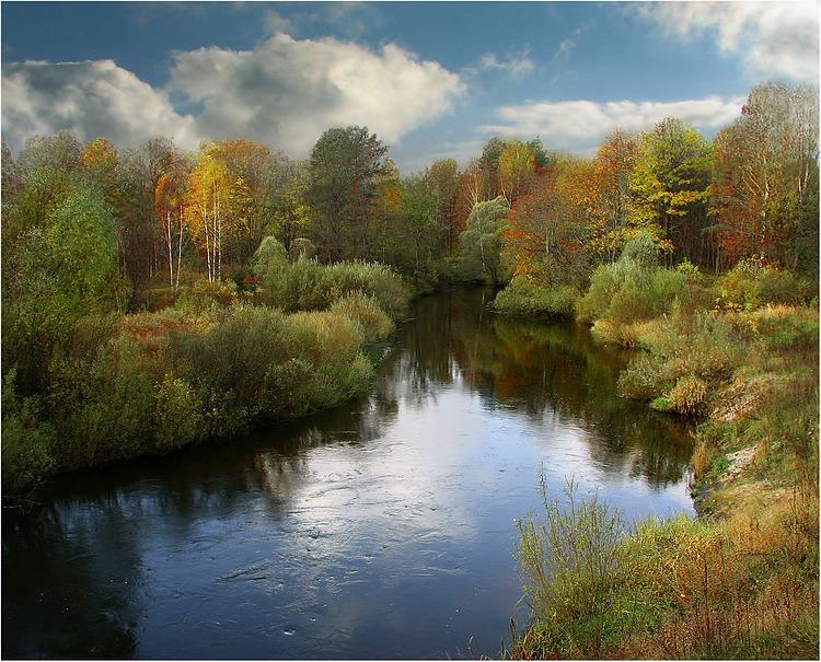 "фото ""В октябре"" метки: пейзаж, осень"