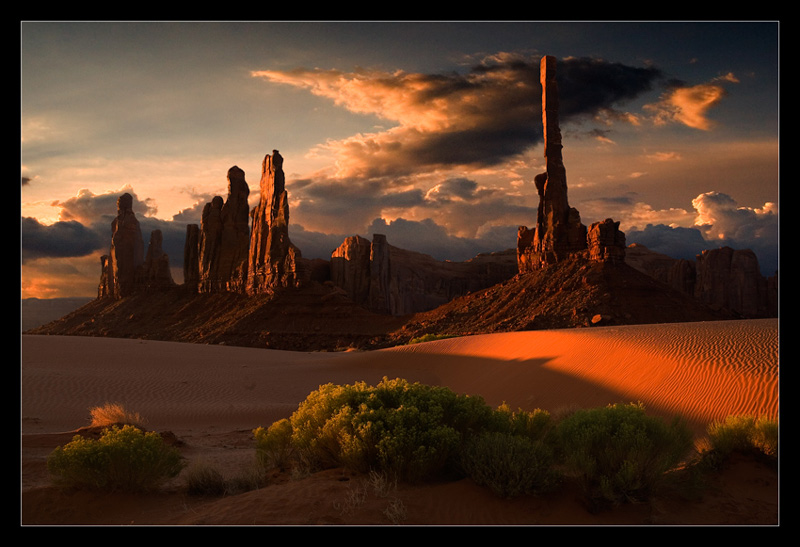 """фото """"Totem Pole"""" метки: пейзаж,"""