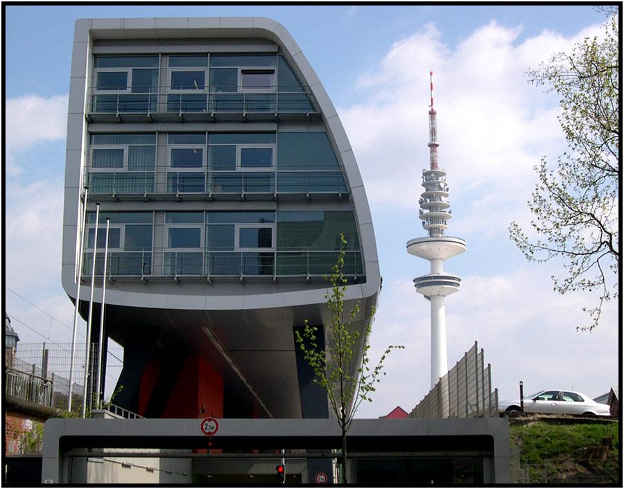 """фото """"Hamburg"""" метки: архитектура, путешествия, пейзаж, Европа"""