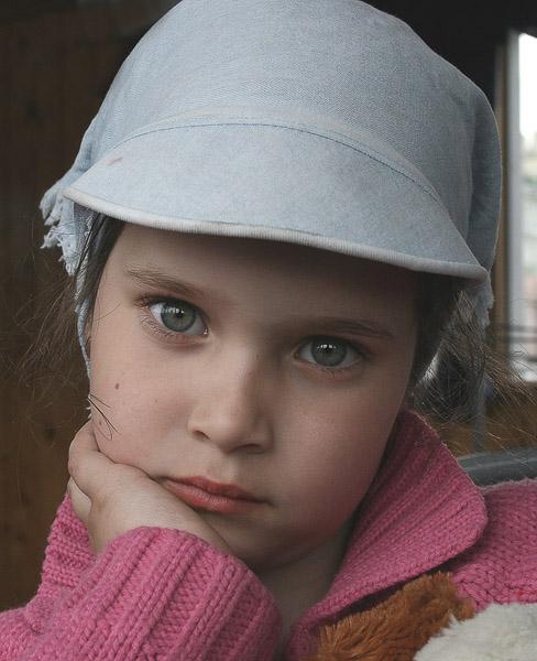 """фото """"А детство-то кончилось..."""" метки: портрет, дети"""