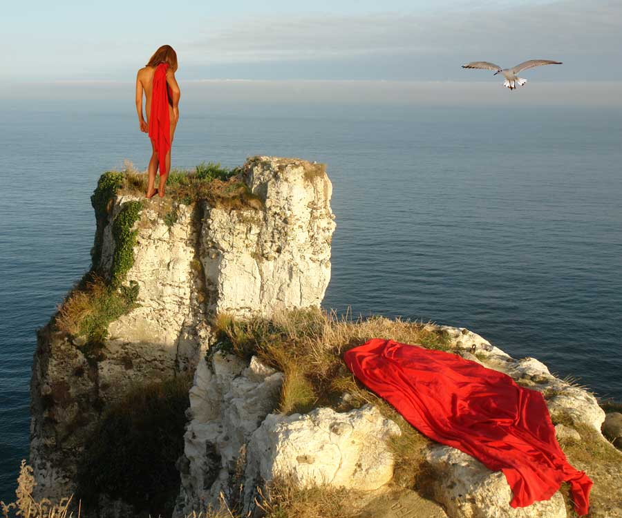 "фото ""Mary in the Normandie"" метки: ню,"