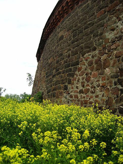 """фото """"У древней стены."""" метки: архитектура, пейзаж,"""