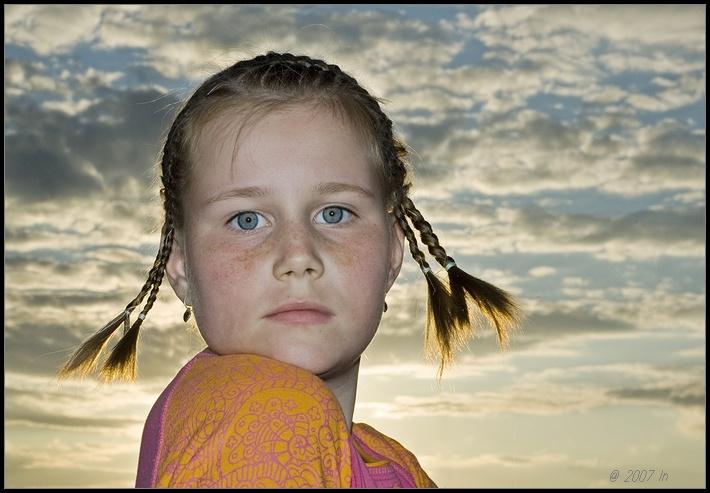 """фото """"Пеппи"""" метки: портрет, дети"""