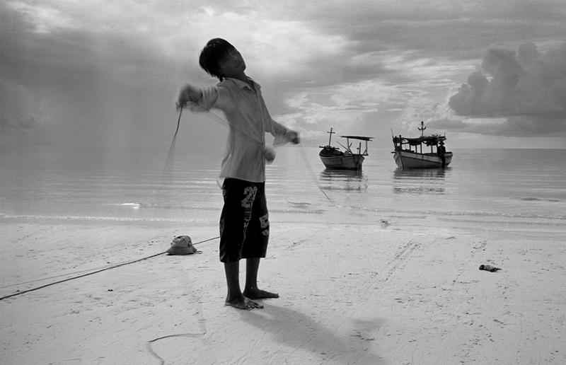 "фото ""Сын рыбака.."" метки: портрет, путешествия, Азия, дети"