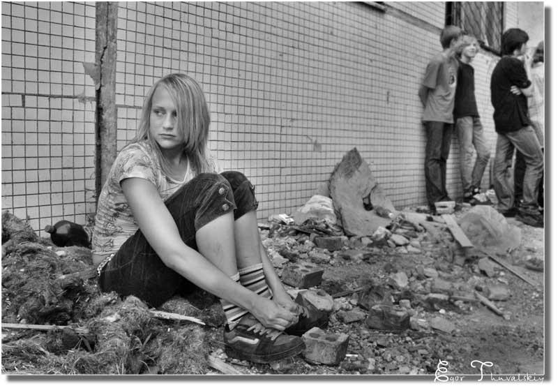 """фото """"DeepРессия"""" метки: портрет, дети"""