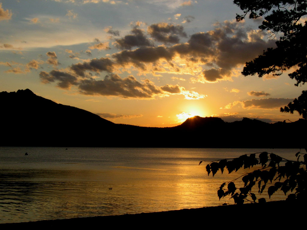"фото ""***"" метки: пейзаж, горы, закат"
