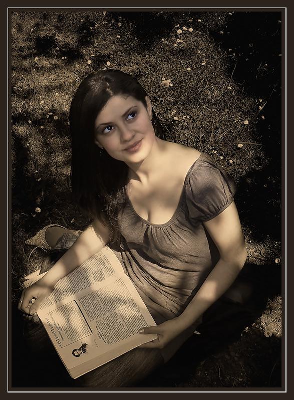"""фото """"Солнечные поцелуи"""" метки: портрет, женщина"""