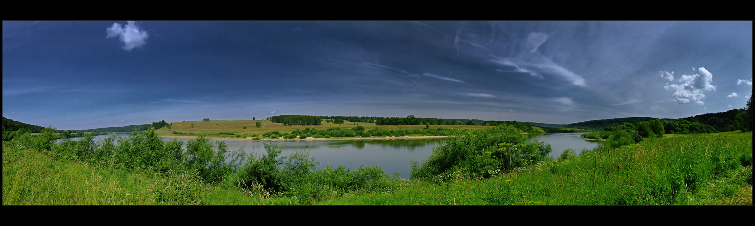 """photo """"****"""" tags: panoramic, landscape, summer"""