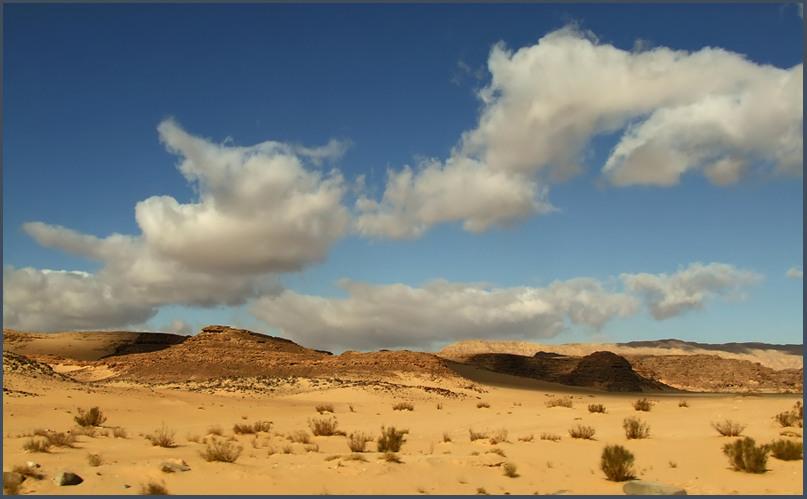 """фото """"low clouds"""" метки: пейзаж, облака"""
