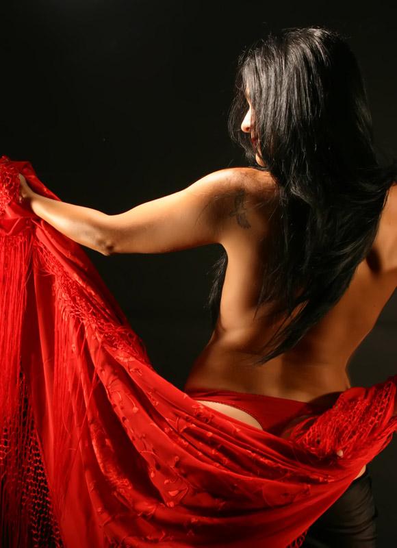 "фото ""flamenco sensual"" метки: гламур, ню,"