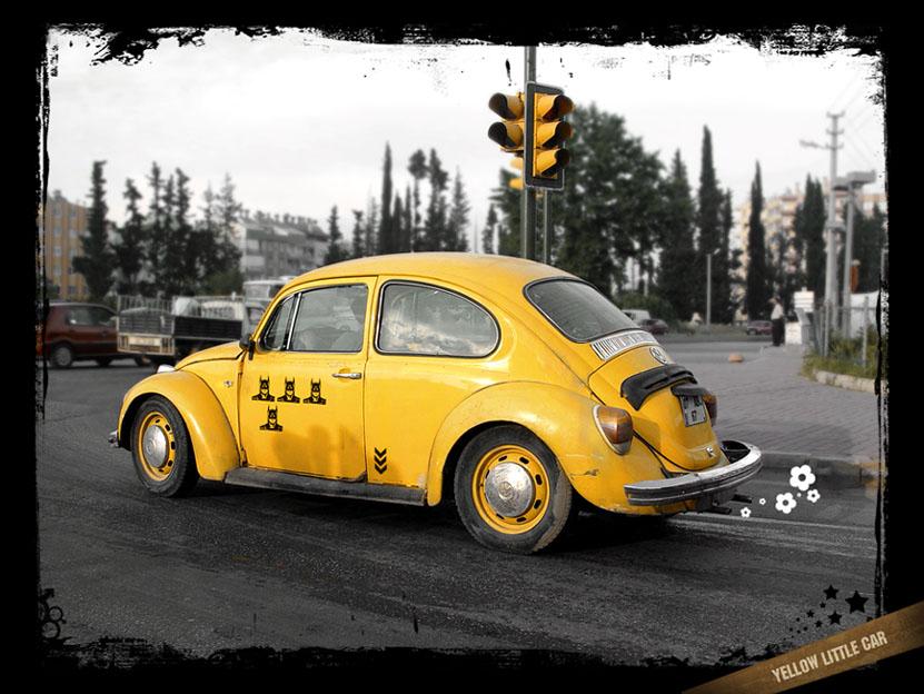 """фото """"We all live in yellow little car"""" метки: путешествия,"""