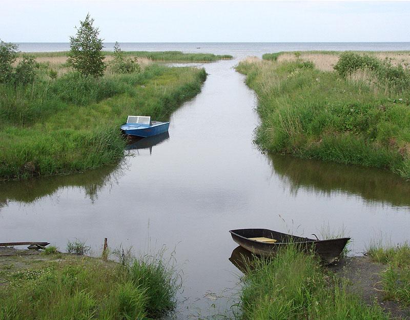 """фото """"В маленькой бухте"""" метки: пейзаж, вода"""