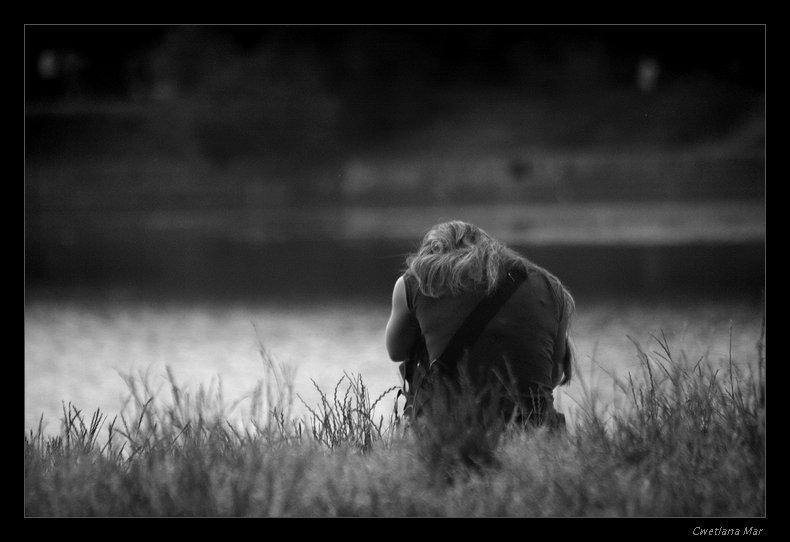 "фото ""Баллада об одиночестве"" метки: жанр,"