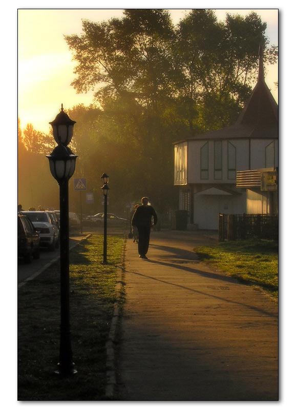 """фото """"теплые воспоминания о Балтике"""" метки: пейзаж, город,"""