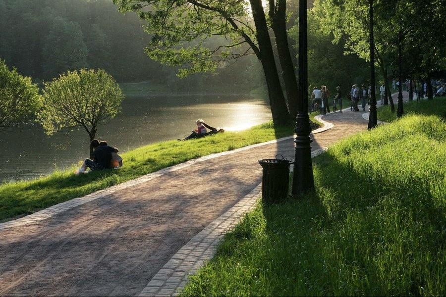 "фото ""Джаз"" метки: пейзаж, жанр, закат"