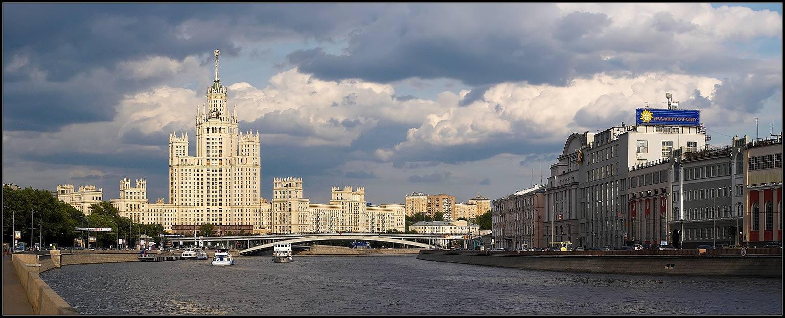 "фото ""Панорама 1"" метки: город, панорама,"