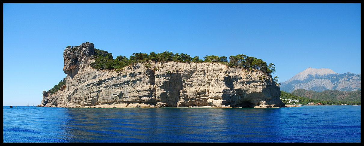 """фото """"Фазелис"""" метки: пейзаж, вода"""
