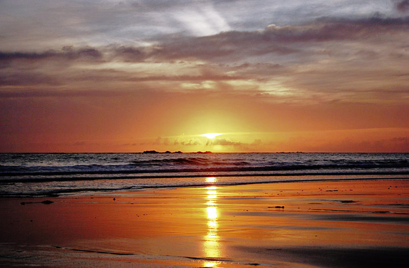 """фото """"Sunset_10"""" метки: пейзаж, закат"""