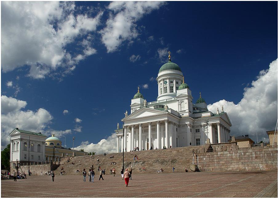 """фото """"Скандинавская неделя. Хельсинки"""" метки: путешествия, Европа"""