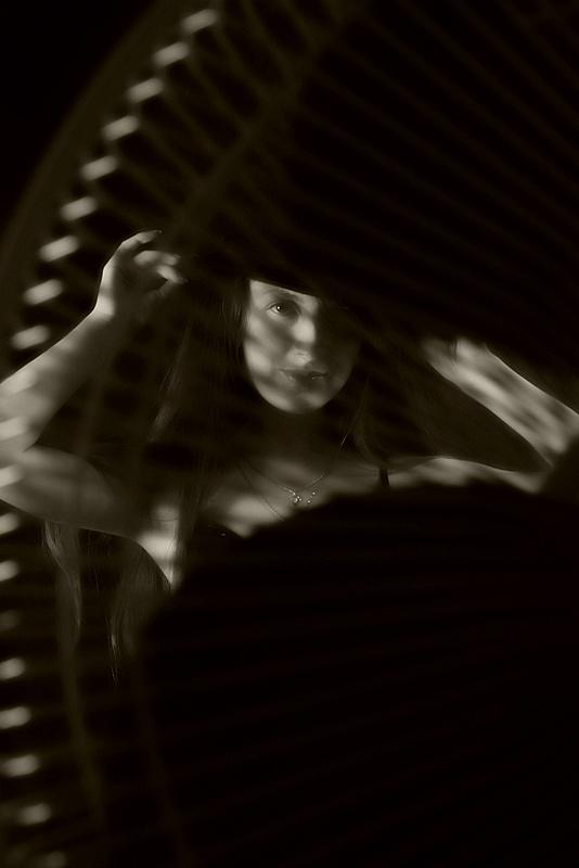 """фото """"Частный детектив"""" метки: портрет, гламур, женщина"""
