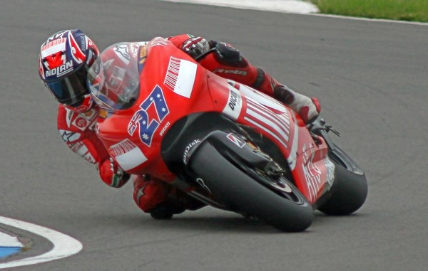 "фото ""Casey Stoner Moto GP"" метки: спорт,"