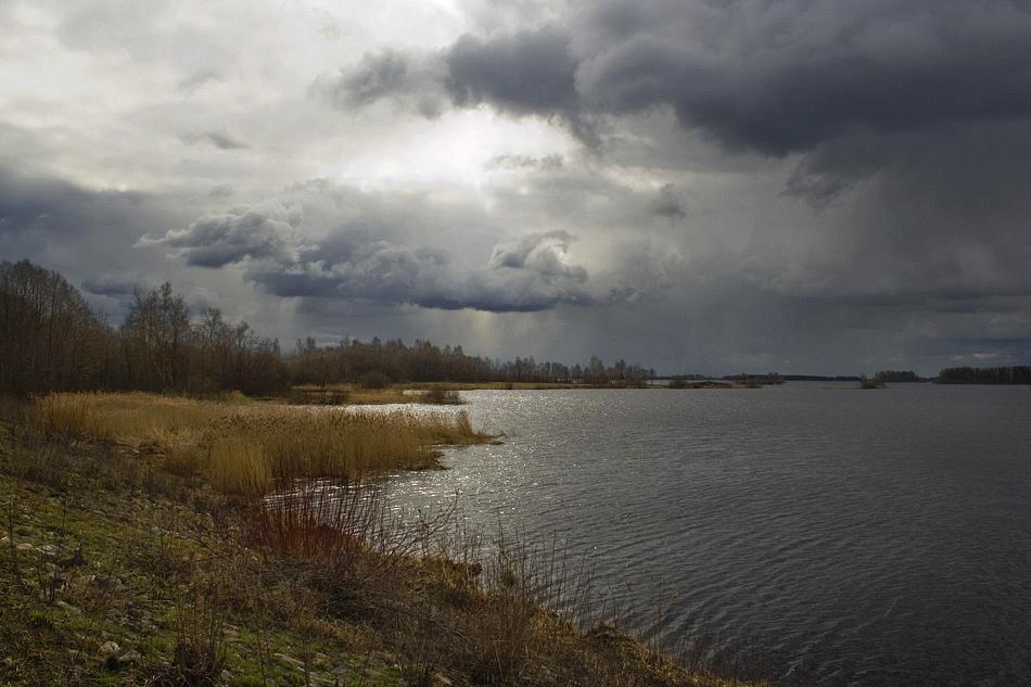 "фото ""Сезон дождей"" метки: пейзаж, вода, облака"