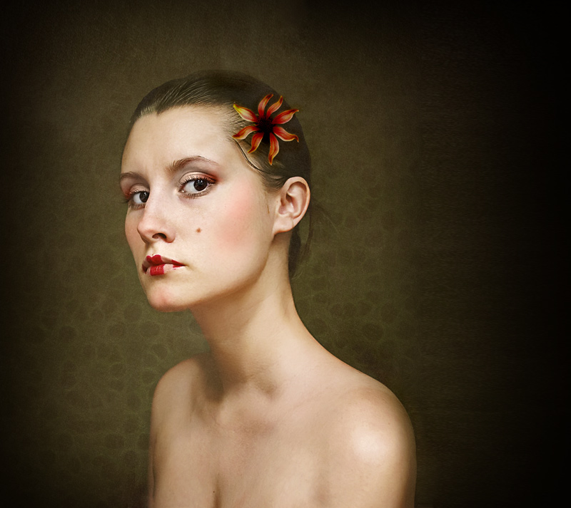 """фото """"Мадам утонченная..."""" метки: портрет, женщина"""