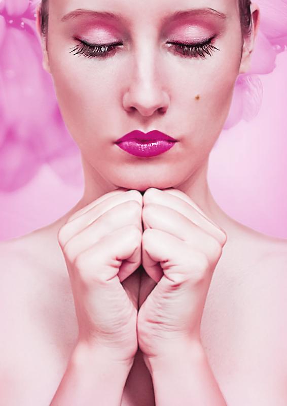 """фото """"Pink"""" метки: портрет, гламур, женщина"""