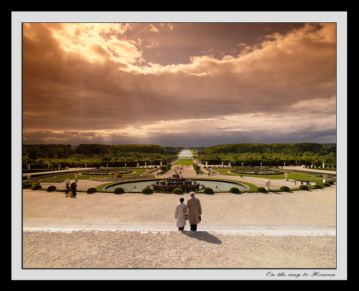 """фото """"On the way to Heaven"""" метки: архитектура, пейзаж,"""