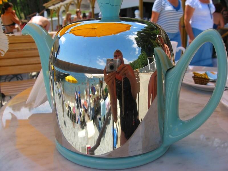 "фото ""Чаепитие на берегу моря"" метки: натюрморт,"