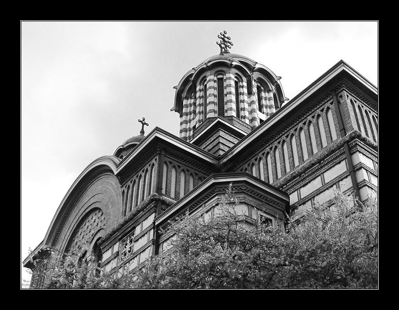 "фото ""St. Elefterie Church"" метки: архитектура, путешествия, пейзаж, Европа"