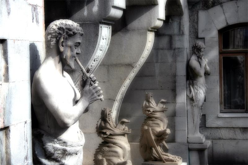 "фото ""Крым 2"" метки: архитектура, путешествия, пейзаж,"